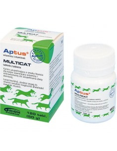 Multicat 120 tabl - Aptus