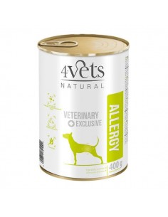 4Vets Natural Allergy dieta...