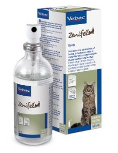 Zenifel spray 60 ml - Virbac