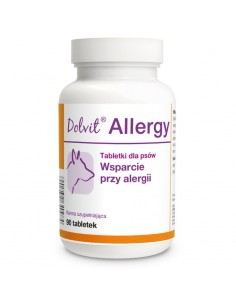 Allergy 90 tabl. - Dolfos