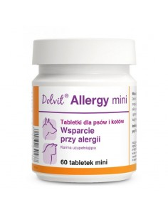 Allergy mini 60 tabl. - Dolfos