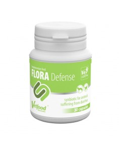 FLORA Defense 30 kaps -...