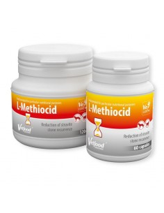 L-Methiocid 120 kaps - Vetfood