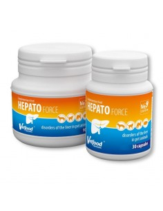 HEPATOforce 30 kaps - Vetfood