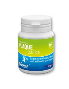 Plaque Control 60 g - Vetfood