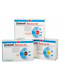 Zentonil Advanced 400 mg 30...